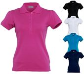 Ladies Slimline Promotional Polo