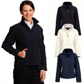 Ladies Softshell Business Jacket