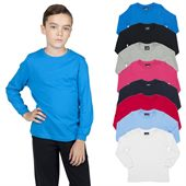 Youth Long Sleeved T Shirt